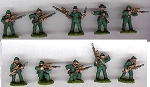 Steam Riflemen Unit (Sharpshooters)