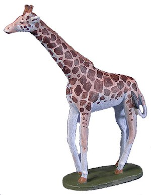 BG-ANM007c  Father Giraffe
