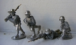 BG-CAW008  Chinese LMG Team - German Equipped (4)