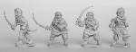 Pack of first 4 Sons of the Desert foot figures