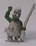 Gnome Wars Northern Americans (Union) NCO/Sergeant
