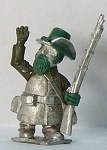 Gnome Wars Northern Americans (Union) Iron Brigade Sergeant/NCO