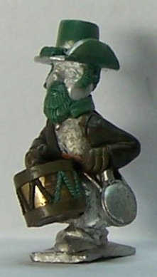 Gnome Wars Northern Americans (Union) Iron Brigade Drummer