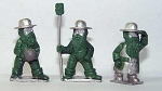 Gnome Wars Southern Americans Artillery &  3 Crew