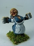 German Gnome Nurse (Beer Nurse)