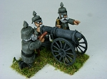 German Bratwurst Heavy Machine Gun & Crew (3)