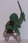 Samurai Komodo Dragon Cavalry Leader (1)