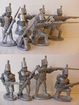 BG-NBR002S  British Infantry Skirmishing - stovepipe shako (10)