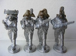 BG-NFR006  French Line Grenadiers Advancing Campaign Uniform, Bicorne, French Rev - 1806/7 (All 4 variants)