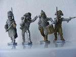 BG-NFR015  French Infantry Command I, Kleber Uniform, Egypt Campaign (all 4 variants)