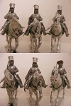 BG-NFR078  French Cavalry Chasseurs - Trooper (1 of 6 variants)