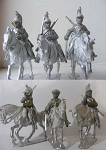 BG-NFR083  French Cavalry Dragoon - Trooper (1 of 6 variants)