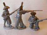 BG-NFR105  French Dromedary Corps Troopers - Dismounted (All 3 variants)