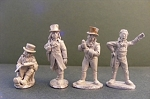 BG-NFR130  French Scientists / Savants (All 4 variants)
