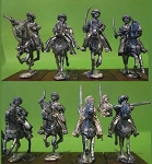 BG-NMO050  Mamluk Cavalry (all 8 variants)