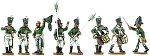 BG-NRU003 Russian line infantry command marching 1805-1808 (8)