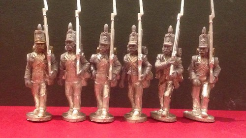 BG-NSP053 Napoleonic Spanish Grenadiers Marching (1812)(6)