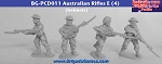 BG-PCD011  Australians in the Pacific - Riflemen E - Tin Helmets (4)