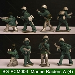 BG-PCM006  U.S. Marine Raiders A (4)