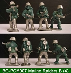 BG-PCM007  U.S. Marines Raiders B (4)