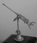 Single 2.0 cm gun for U-Boat (1/56