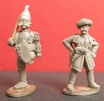 Steampunk: Russian Empire Character Pack 1 (5)