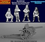 BG-WIEG40  FK16 Artillery and German Asia Korps Crew (4)