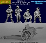 FK16 Artillery and German Crew (Stahlhelms) (4)