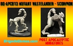 BG-APC013  Apocalyptic Mutant Wastelander - The Scorpion