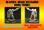 BG-APC014  Apocalyptic Mutant Wastelander - Double Trouble