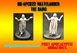 BG-APC022  Apocalyptic Mutant Wastelander - The Bard