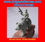 BG-APC155-56  Apocalypse: Putin with AK on Bear (1)