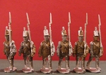 BG-NBR012  British Infantry - Elite Co. Marching - trousers/no backpacks - stovepipe shako (all 6 variants)