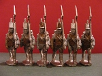 BG-NBR013 British / KGL Infantry - Centre Co. Marching - trousers, with backpacks - stovepipe shako (all 6 variants)