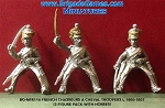 BG-NFR114  French Chasseurs a Cheval Troopers I, 1800-1807