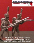 BG-NFR313  French Voltigeurs - Skirmishing III (2)
