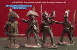 BG-NSP030  Spanish Light Infantry Command (4)