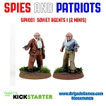 Spies and Patriots - SPY001  Soviet Agents I (2)