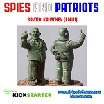 Spies and Patriots - SPY010 Kruschev (1)