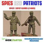 Spies and Patriots - SPY011 Soviet Guards (2)