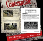 Contemptible Little Armies (WW1 era) 3rd Ed.