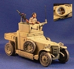 Rolls Royce LRDG North Africa (1/56th)