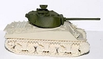 Sherman 76mm Turret (for 1/56th tanks)