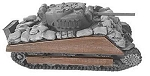 Sherman Wood Armor (for 1/56th tanks)