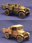 Morris 15CWT Light Truck - Open Back  (1/56th)