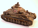PANZER IV F2 (1/56th)