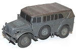 Horch 1A with canvas top (1/56th)