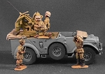 Horch 2cm AA Flak 38 (conversion kit - requires Horch)(1/56th)