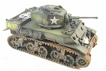 M5A1 Stuart Tank (Stowage Not Included)(1/56)