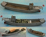 Daihatsu Type A landing craft  (1)(1/56th)